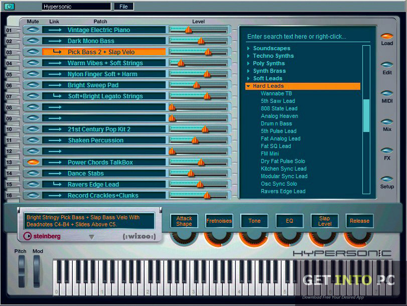 comment installer hypersonic dans fl studio