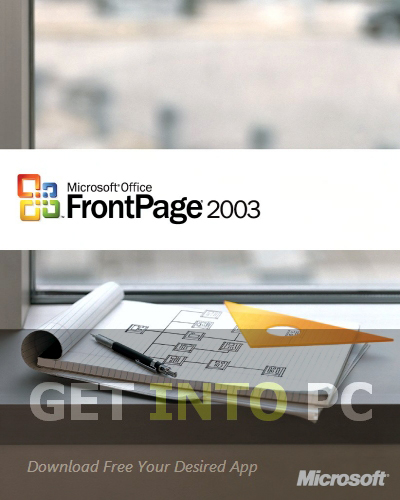 Microsoft Office FrontPage 2003 Latest Version Download