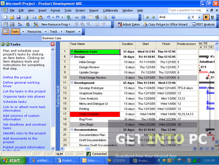 Microsoft Office Project Professional 2007 Latest Version Download