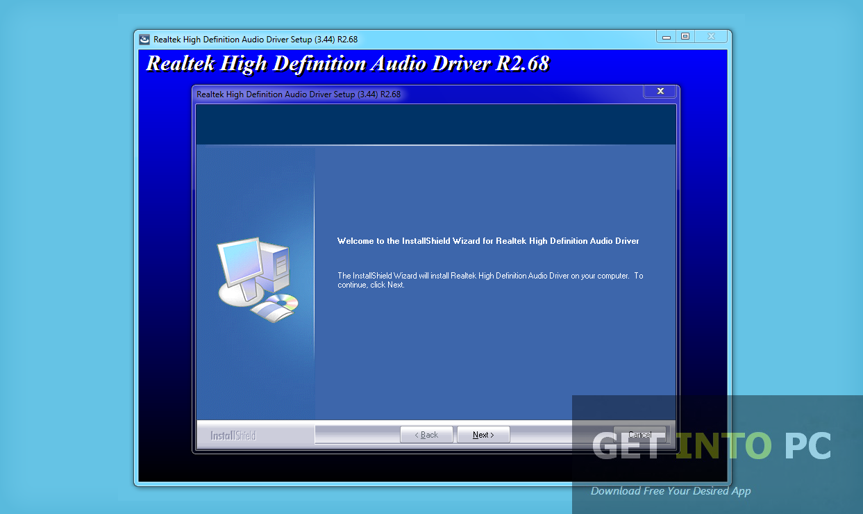 Realtek High Definition Audio Driver Offline Installer Download