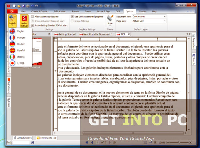 Soda PDF Pro Latest Version Download