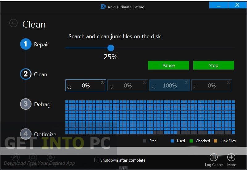 Anvi Ultimate Defrag Latest Version Download