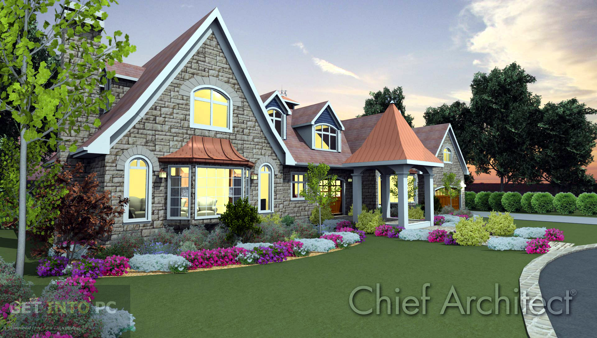 Chief architect premier free download House building software free download