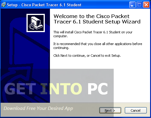 Cisco Packet Tracer 6.1 Latest Version Download