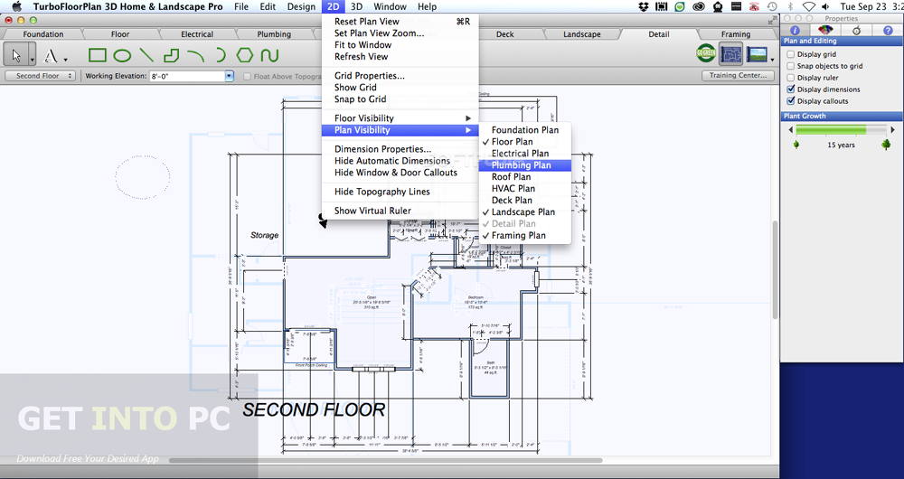 Download TurboFLOORPLAN 3D Home Landscape Pro 2015 Setup exe