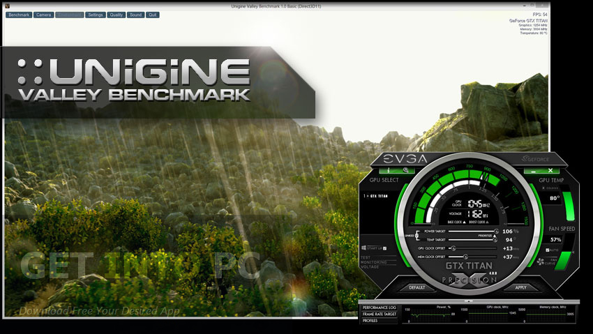 Download UNIGINE Valley Benchmark For Windows