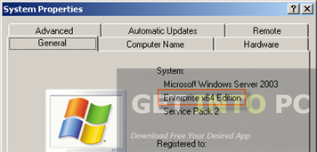 Download Windows Server 2003 Enterprise 64 bit Setup exe