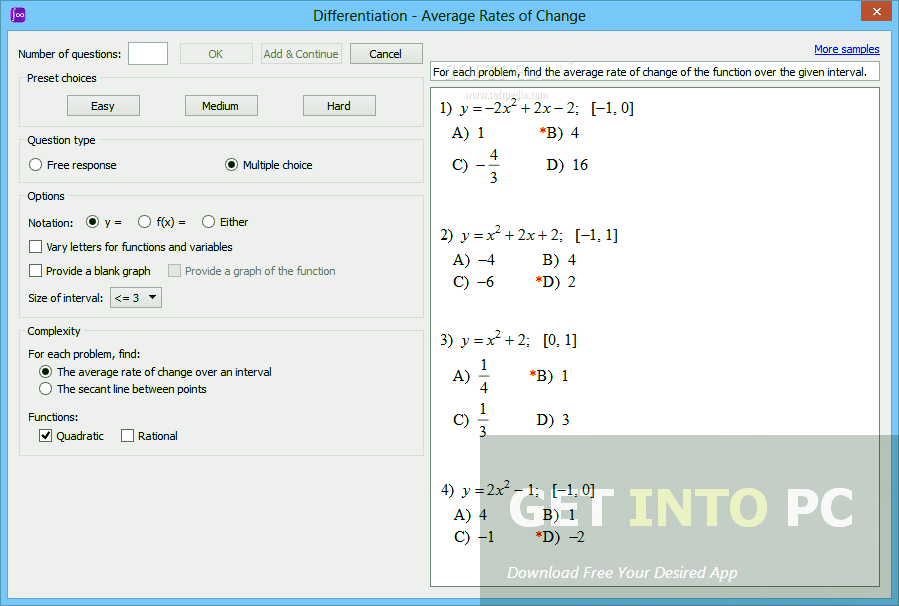 Infinite Calculus Free Download
