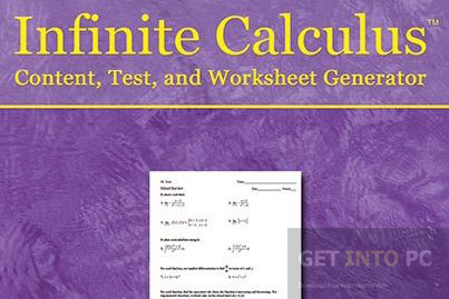 Infinite Calculus Offline Installer Download