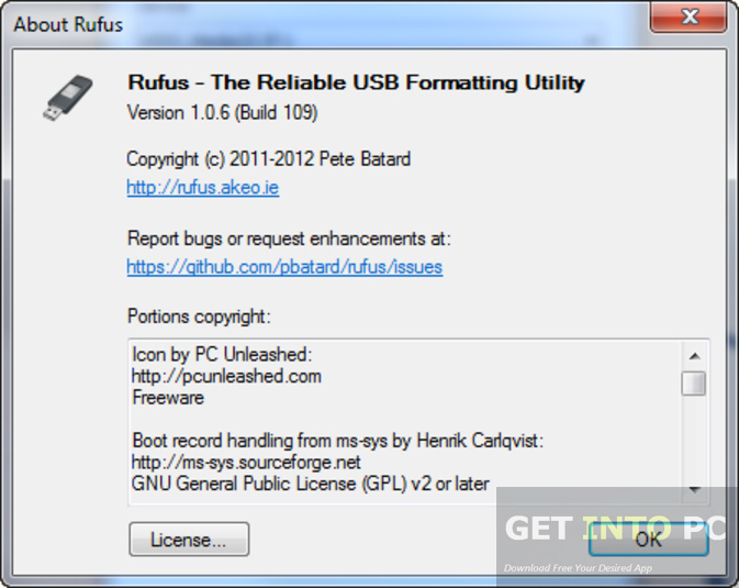 Rufus Latest Version Download