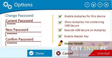 USB Secure Password Protect Latest Version Download