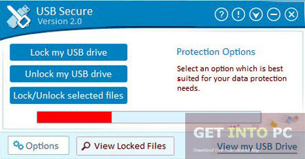 USB Secure Password Protect Offline Installer Download