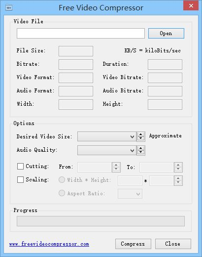 Video Compressor Free Download