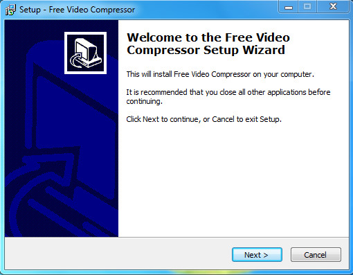 Video Compressor Offline Installer Download