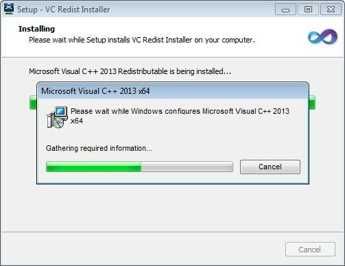 Visual C++ 2013 Redistributable Package Offline Installer Download