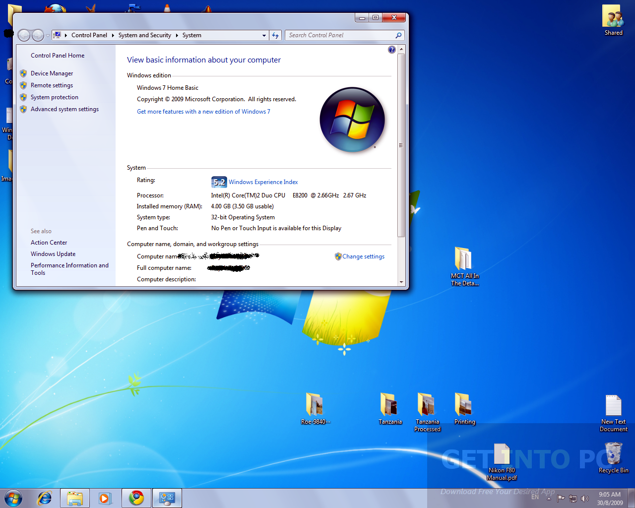 Download Windows 7 Home Basic 32 bit 64 bit ISO