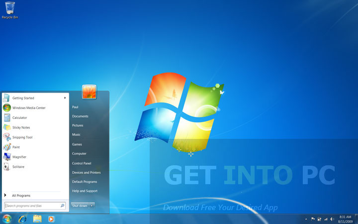 Windows 7 Home Premium Download ISO