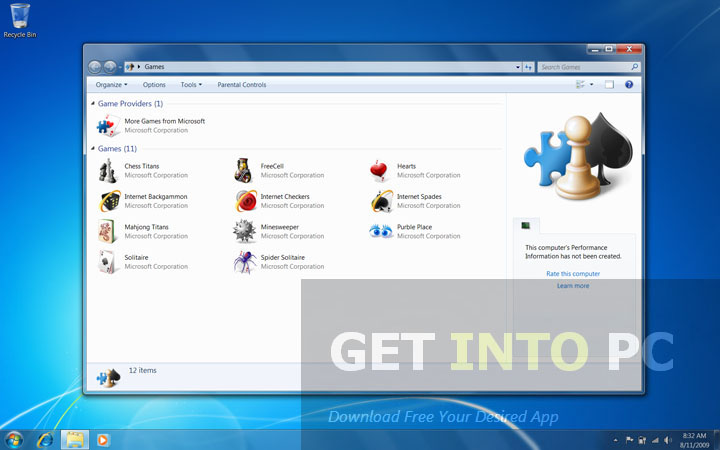 free game downloads for windows 7 home premium