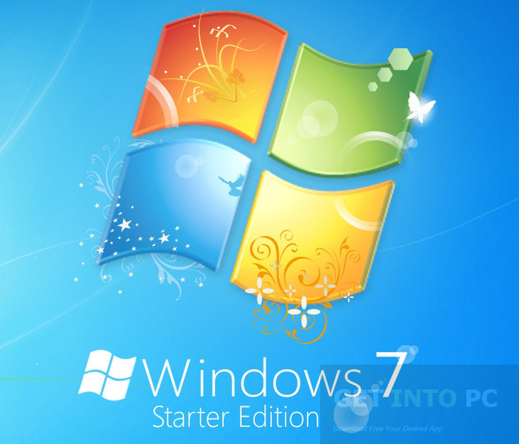 Windows 7 Starter Free Download ISO 32 Bit