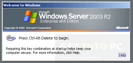 Windows Server 2003 Enterprise 64 bit Latest Version Download