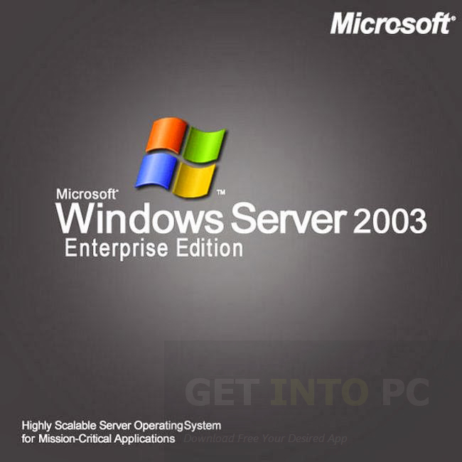 Windows Server 2003 Enterprise 64 bit Offline Installer Download