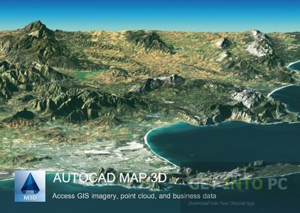 AutoCAD Map 3D 2015 Direct Link Download