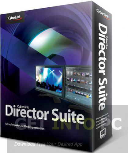 Cyberlink Ditector Suite Free Download