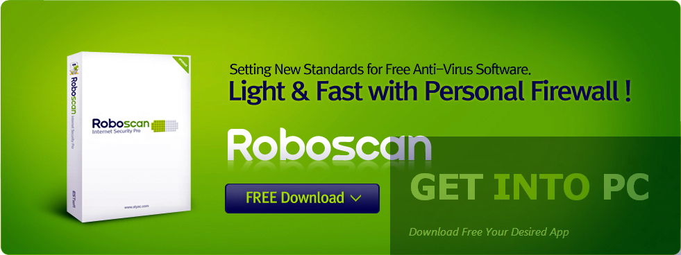 Download Roboscan Internet Security Pro For Windows