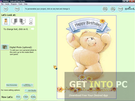 Hallmark Card Studio Deluxe 2014 Offline Installer Download