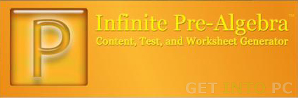 Infinite Pre Algebra Free Download