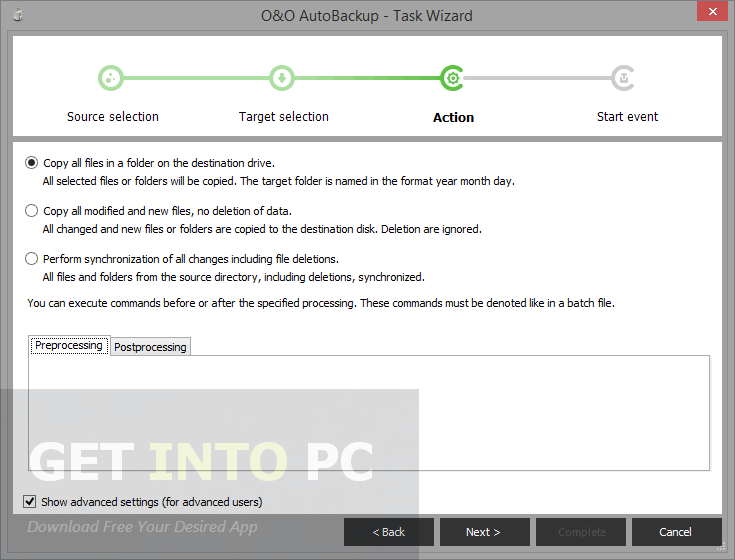 O&O AutoBackup Latest Version Download