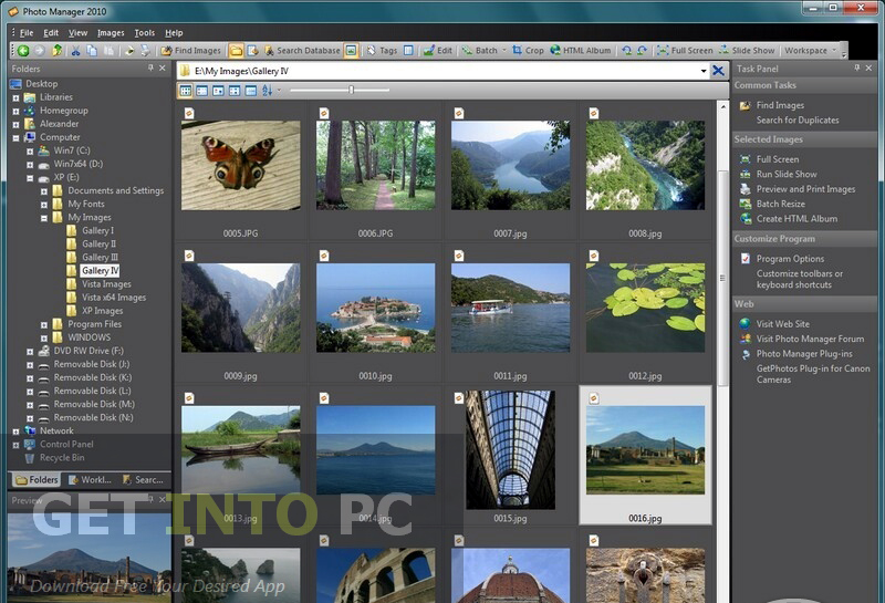 Photo Manager 2013 Professional Offline Installer Download