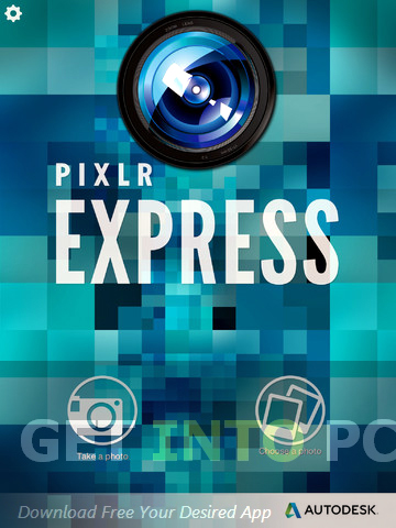 pixlr express software free download for windows 7