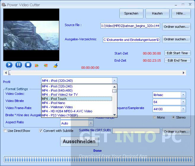 Power Video Cutter Offline Installer Download