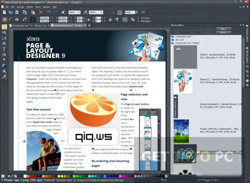 Xara Page & Layout Designer Latest Version Download