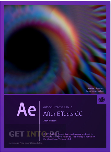adobe after effects cc free