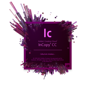 ADOBE INCOPY CC​ ​2014 Free Download
