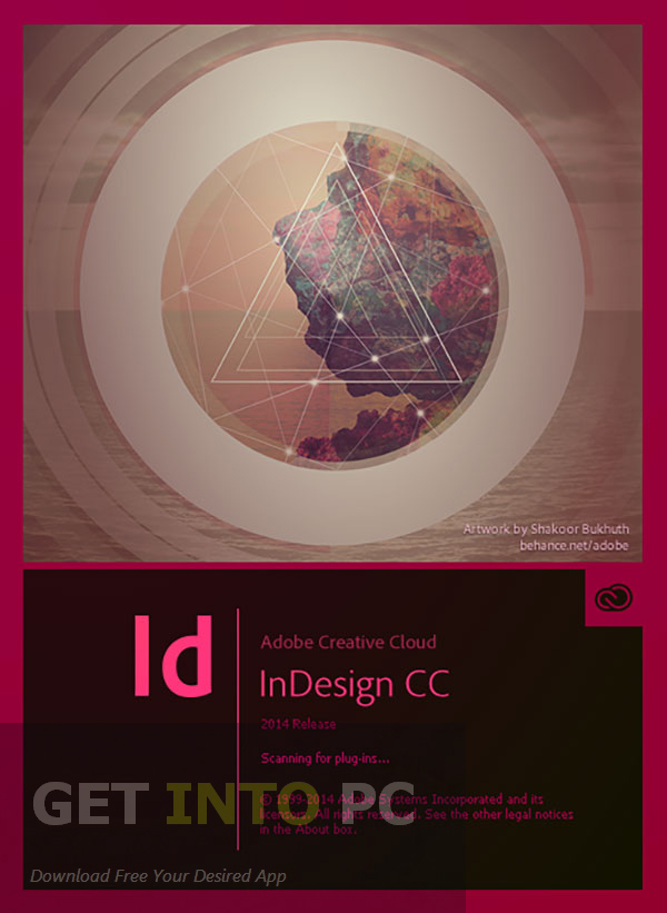 Adobe InDesign CC 2014 Free Download