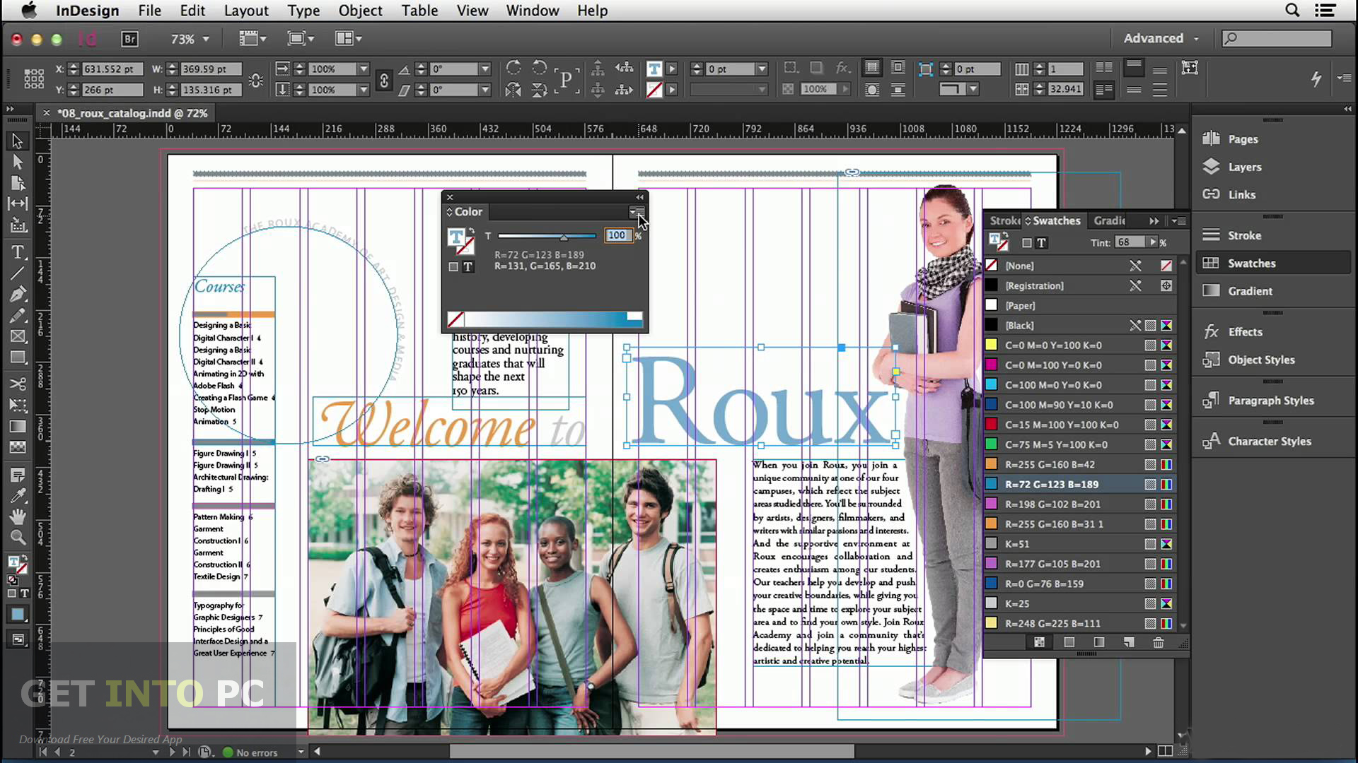 Adobe InDesign CC 2014 Latest Version Download