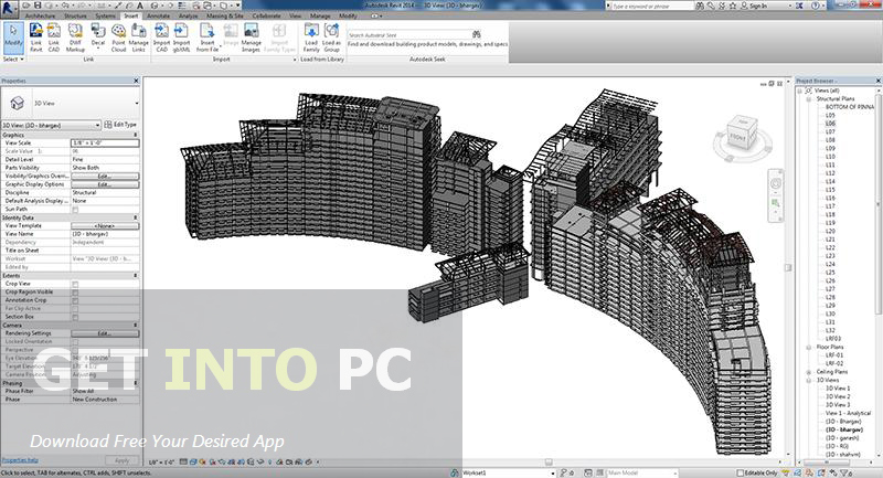 Autodesk Revit Architecture 2015 Latest Version Download