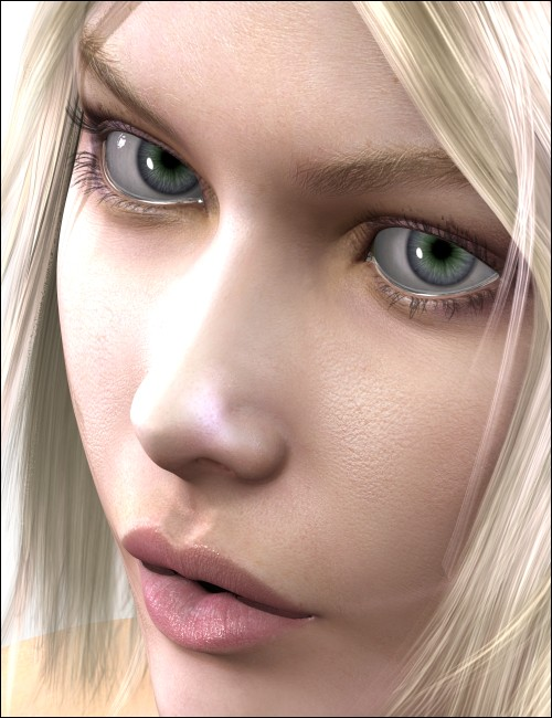 Daz3D Poser​ ​Actual Eyes Offline Installer Download