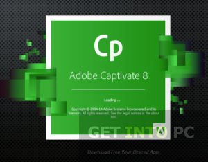 Download Adobe Captivate 8 Setup exe