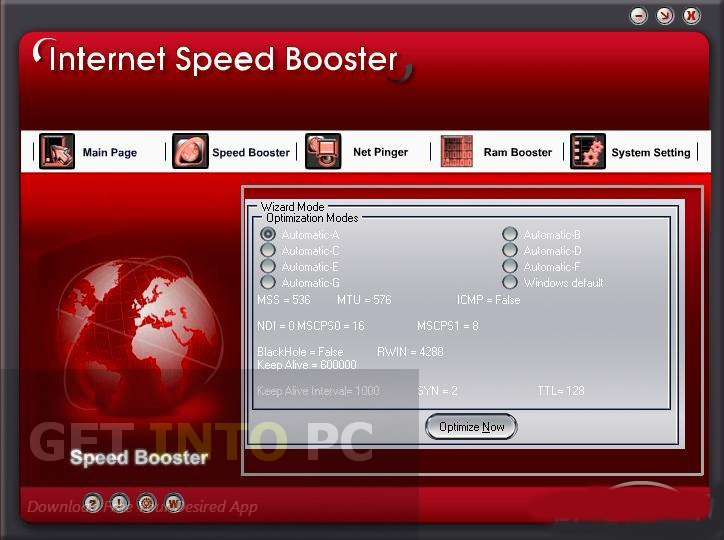 Internet Speed Booster Latest Version Download