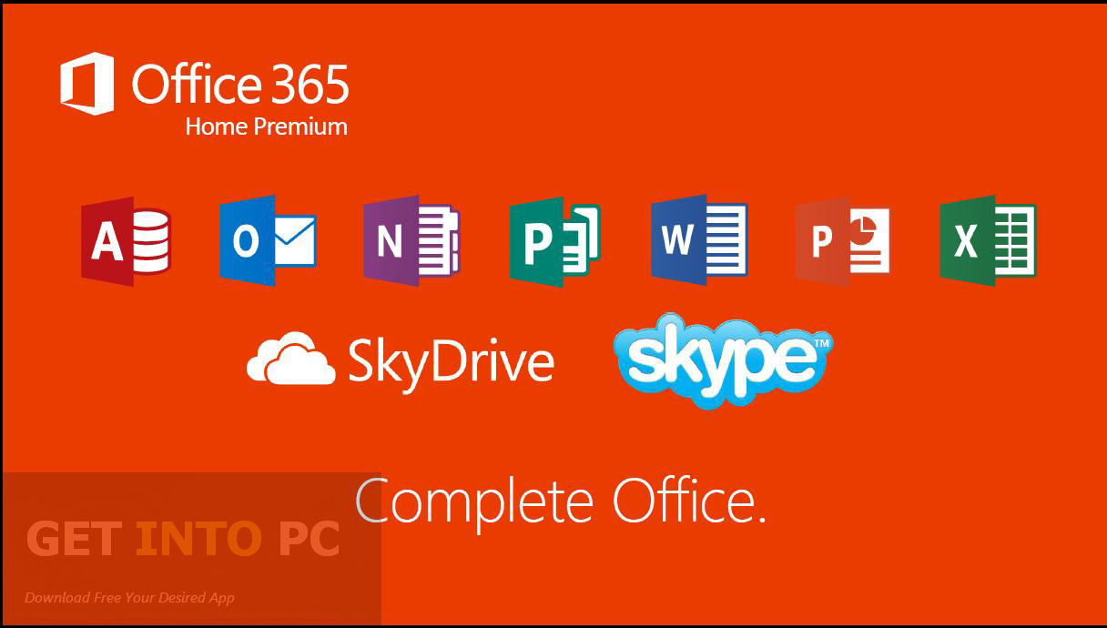 Office 365 Home Premiu...