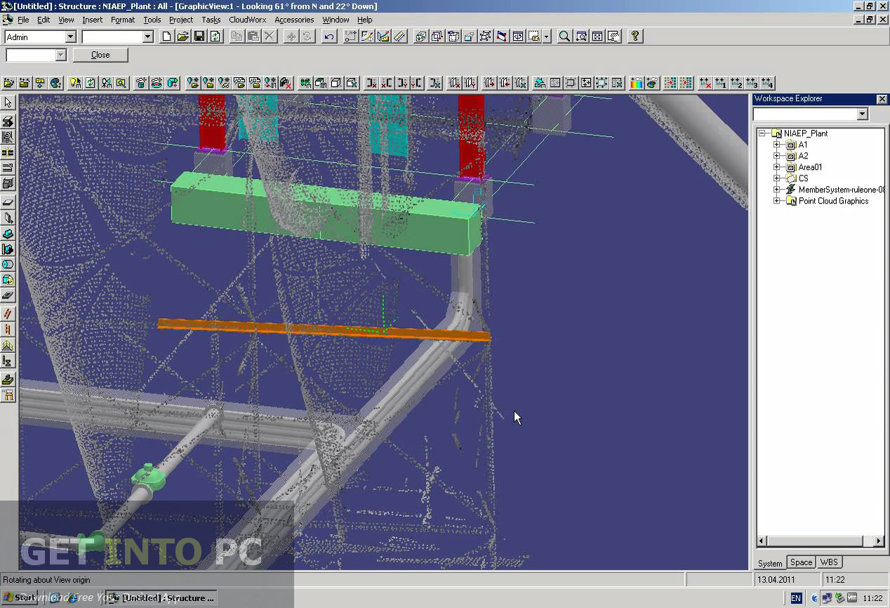 SmartPlant 3D 2011 Direct Link Download