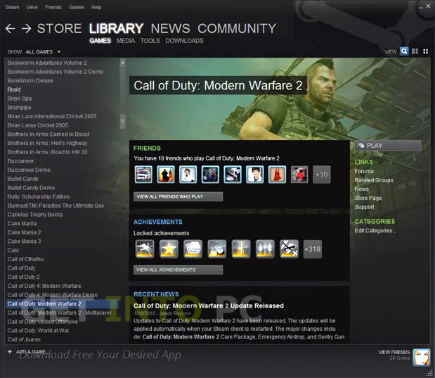 Steam Latest Version Download