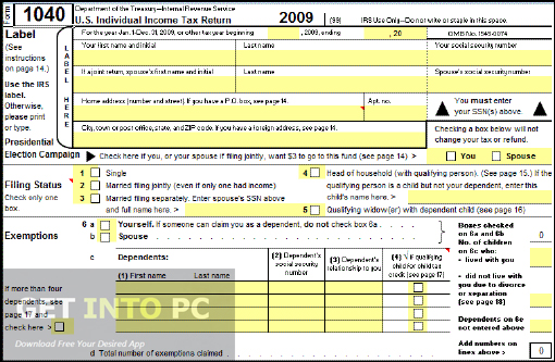 Tax Assistant for Excel Professional Offline Installer Download
