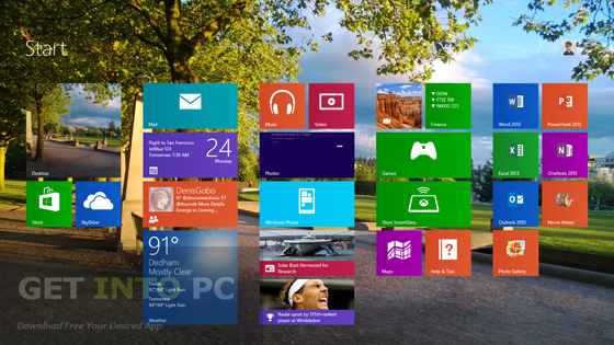 Windows 8.1 Core Free Download