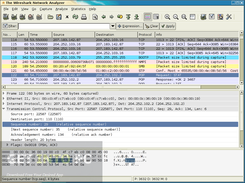 Wireshark Direct Link Download