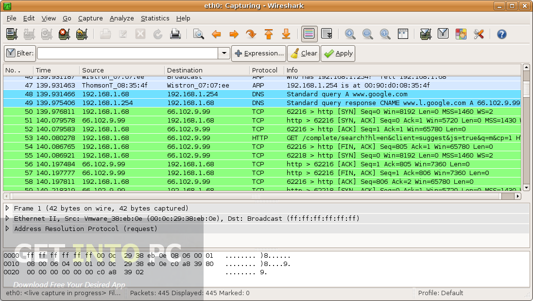 Wireshark Offline Installer Download
